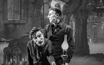 Le Misanthrope par L'illustre théâtre version marionnettes