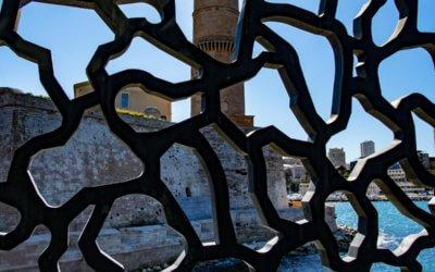 Marseille, le Mucem, l'architecture de la Méditerranée