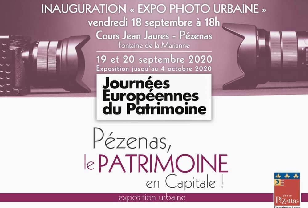 Exposition urbaine à Pézenas – une expo photo du patrimoine